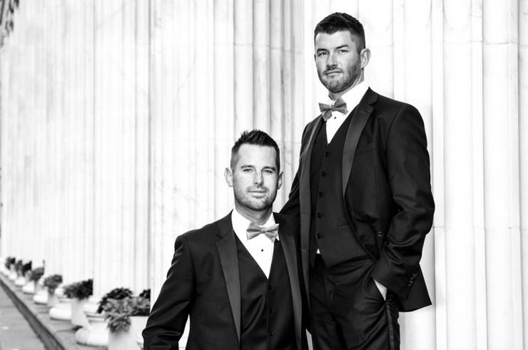 Derek + Jason