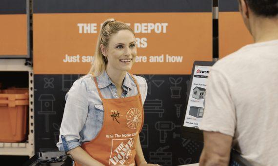 Home Depot TV spots